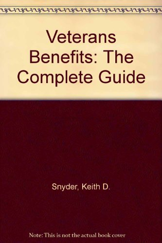 9780062731463: Veterans Benefits: The Complete Guide