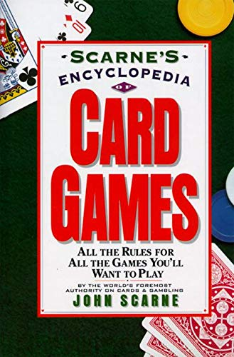 9780062731555: Scarne's Encyclopedia of Card Games