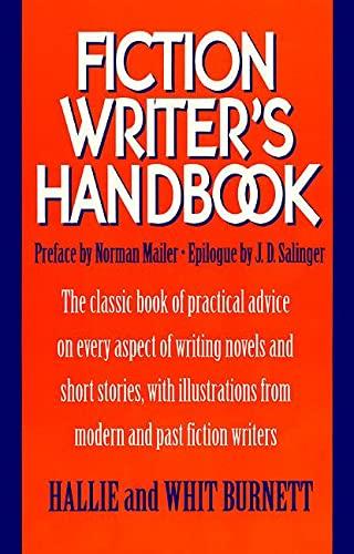 9780062731692: Fiction Writer's Handbook