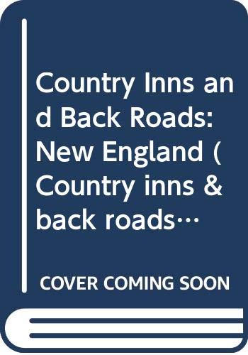 9780062731937: Country Inns and Back Roads 1993-94: New England (Country inns & back roads)