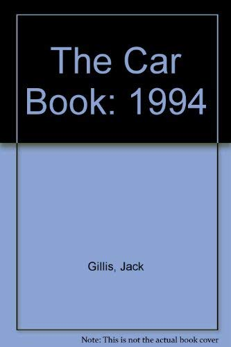9780062732101: The Car Book: 1994