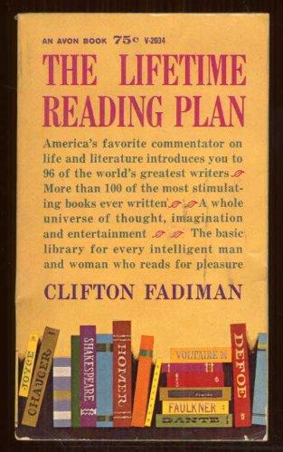 9780062732149: The Lifetime Reading Plan
