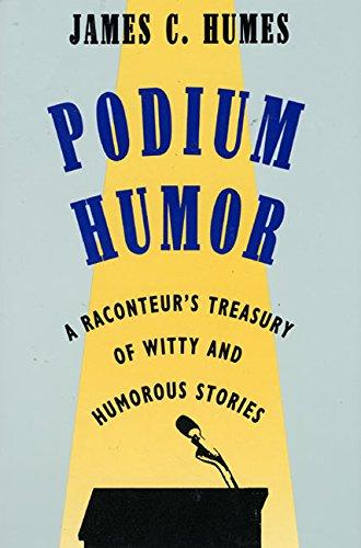 9780062732347: Podium Humor Ri
