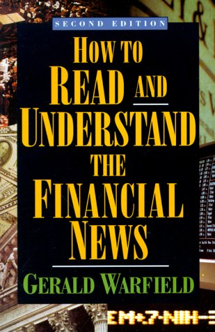 9780062732491: How to Read and Understand the Financial News