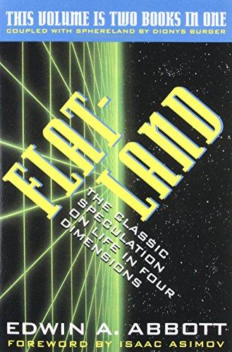 9780062732767: Flatland/Sphereland (Everyday Handbook)