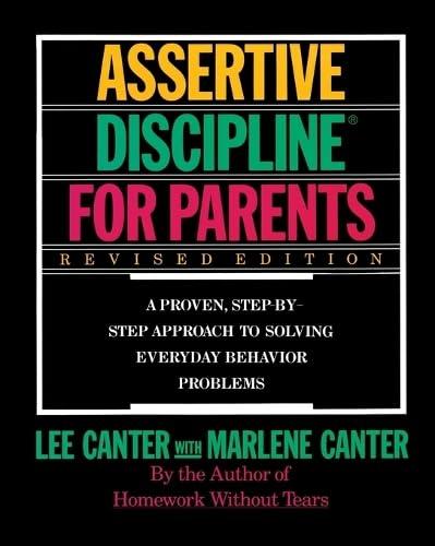 9780062732798: Assertive Discipline for Parents