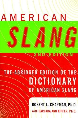 9780062732934: American Slang