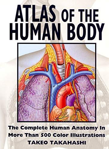 9780062732972: Human Body: Atlas of the Human Body