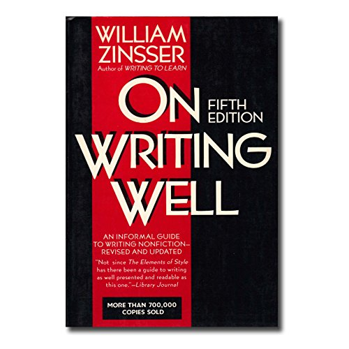 9780062733030: On Writing Well, 5th Edition