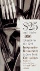 25 And Under 1996: A Guide to the Best Inexpensive Restaurants in New York: Asimov, Eric