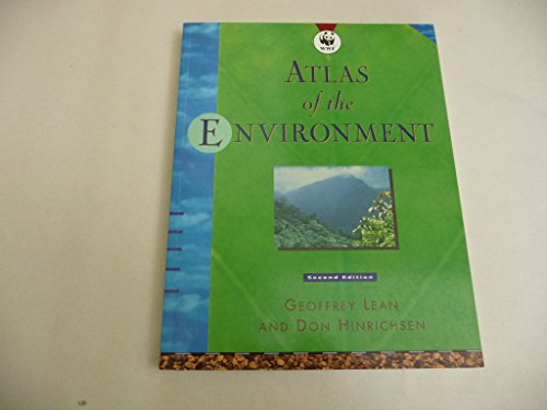 9780062733146: Atlas of the Environment