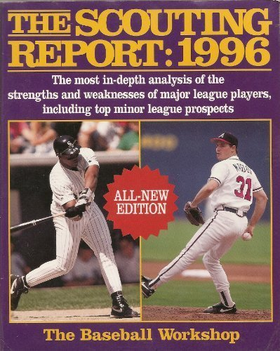 9780062733603: The Scouting Report 1996