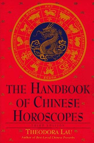 9780062733702: The Handbook of Chinese Horoscopes: Third Edition