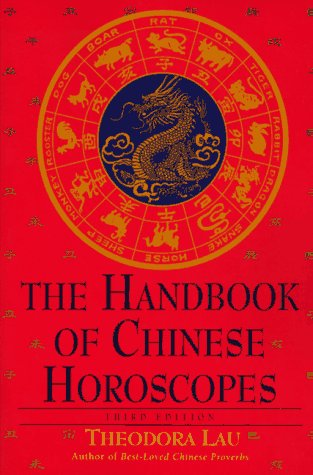 9780062733702: The Handbook of Chinese Horoscopes: Third Edition