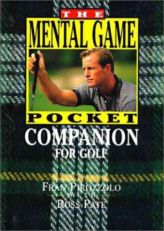 9780062733979: The Mental Game Pocket Companion for Golf (Pocket Golf Series)
