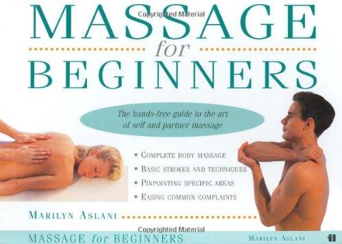 9780062733986: Massage for Beginners