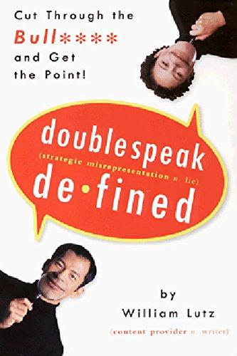 9780062734129: Doublespeak Defined