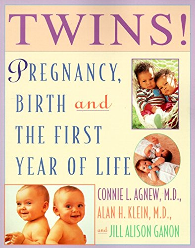 9780062734600: Twins!: Pregnancy, Birth and the First Year of Life with Twins