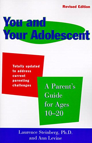 9780062734617: You and Your Adolescent Revised Edition: Parent's Guide for Ages 10-20, a