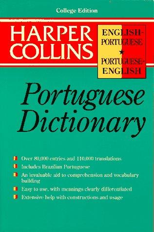 Harper Collins Portuguese Dictionary: English, Portuguese Portuguese,: John Whitlam, Vitoria