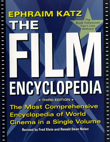 9780062734921: Film Encyclopaedia (3rd ed)