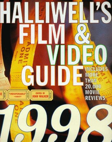 Halliwell's Film and Video Guide 1998 (Serial): Halliwell, Leslie, Walker,