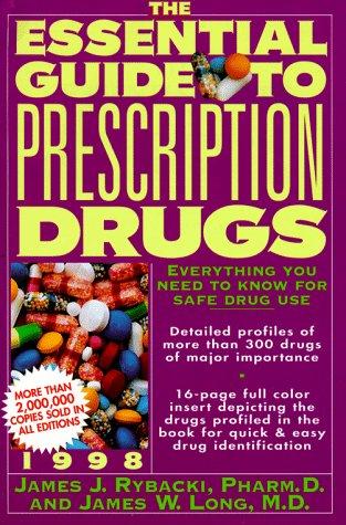9780062735065: The Essential Guide to Prescription Drugs 1998 (Serial)