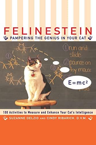 9780062736307: Felinestein: Pampering the Genius in Your Cat