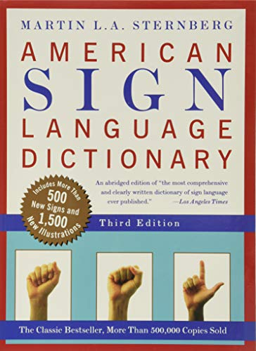 9780062736345: American Sign Language Dictionary, Third Edition