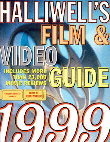 9780062736451: Halliwell's Film & Video Guide 1999