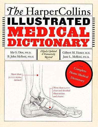 9780062736468: The HarperCollins Illustrated Medical Dictionary
