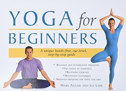 9780062736482: Yoga for Beginners