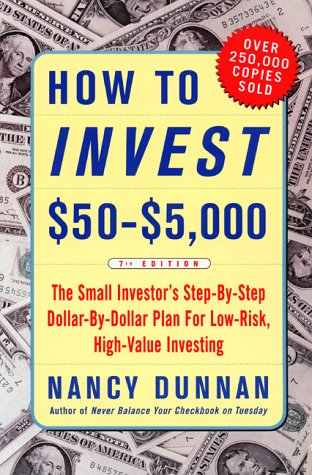 9780062736567: How to Invest $50-$5,000 7e