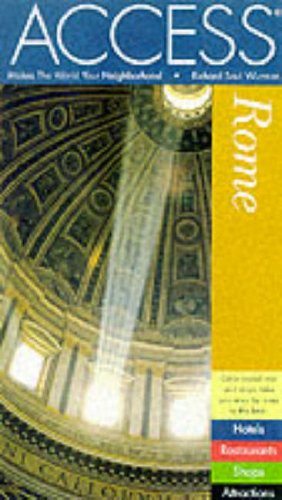 9780062736673: Access Rome (6th Edition)