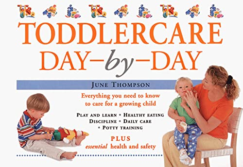 9780062736710: Toddlercare Day-By-Day (Harper Resource Book,)