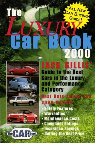 The Luxury Car Book 2000: Cheng, Ashley; Aaron, Ailis