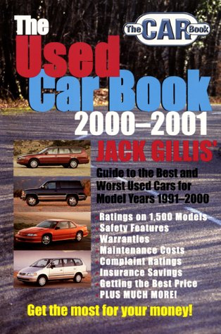 9780062737137: Used Car Book 2000, The (Used Car Book 2000-2001)