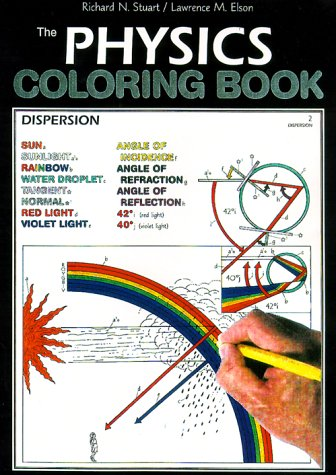 9780062737199: The Physics Coloring Book (HarperCollins Coloring Books (Not Childrens))