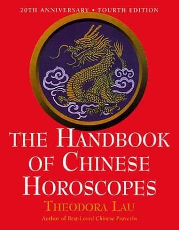 9780062737311: The Handbook of Chinese Horoscopes (4th Edition)
