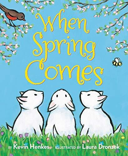 9780062741660: When Spring Comes Board Book