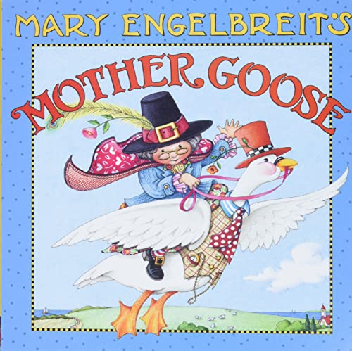 9780062742230: Mary Engelbreit's Mother Goose Board Book