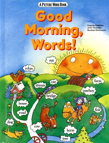 9780062750006: Good Morning, Words!: A Picture Word Book