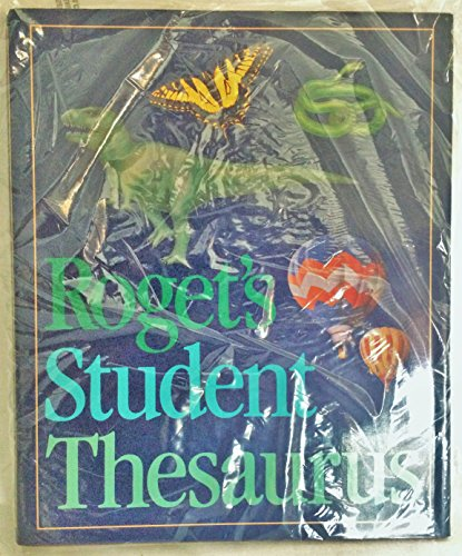 9780062750051: Roget's student thesaurus