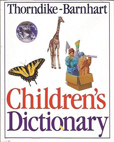 9780062750068: Thorndike-Barnhart Childrens Dictionary