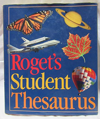 9780062750129: Roget's Student Thesaurus