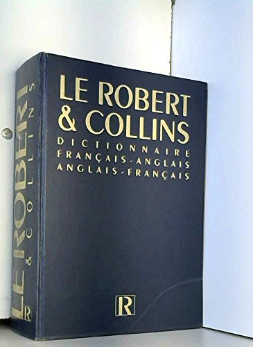 9780062755094: Collins Robert French-English, English-French Dictionary