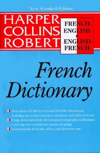 9780062755216: Collins-Robert French-English, English-French Dictionary