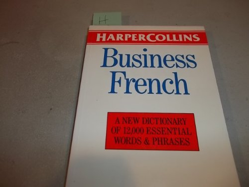 9780062765161: Harpercollins Business French (Collins Gem)