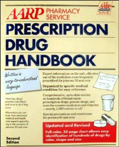9780062770370: Aarp Pharmacy Service Prescription Drug Handbook
