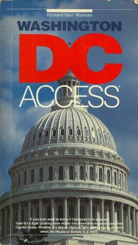 Access: Washington DC (Access Guides): Wurman, Richard Saul
